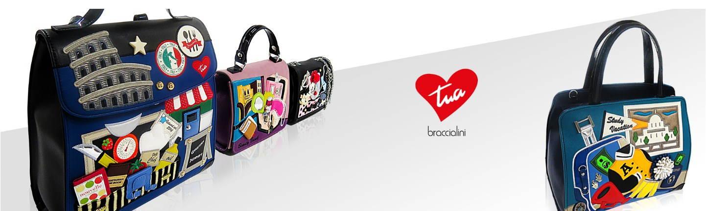 b0e8cac21ba2 Braccialini – итальянский бренд для любителей оригинальных сумочек
